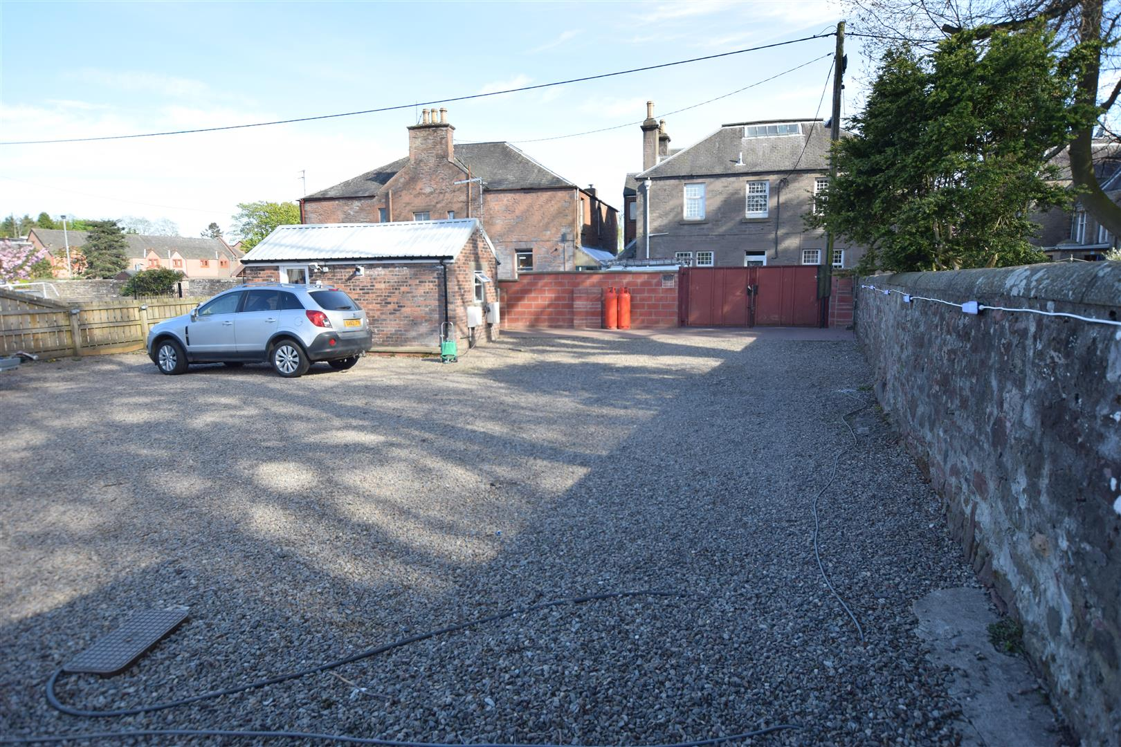 Plot, Calton Street, Coupar Angus, Blairgowrie, Perthshire, PH13 9BJ, UK
